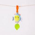 Red Kite Clip On Toy-Owlie Owl