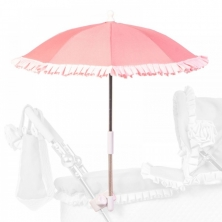Roma Annie Dolls Pram Parasol-Pink