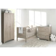 East Coast Fontana 3 Piece Roomset FREE SPRUNG COT MATTRESS OFFER! LIMITED TIME ONLY