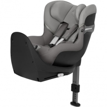 Cybex Sirona S I-Size Car Seat With Isofix Base-Soho Grey (New 2020)