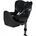 Cybex Sirona S I-Size Car Seat With Isofix Base-Deep Black (New 2020)
