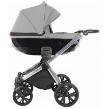 Insevio Luxury 2in1 Pushchair-Graphite