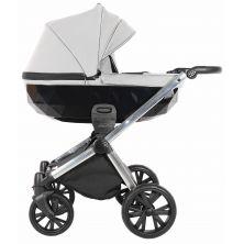 Insevio Luxury 2in1 Pushchair-Grey