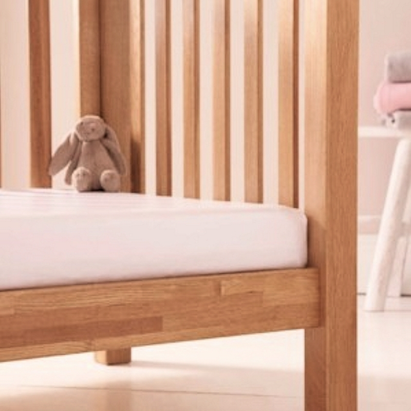 Clair De Lune Cot/Cot Bed Fitted Mattress Protector