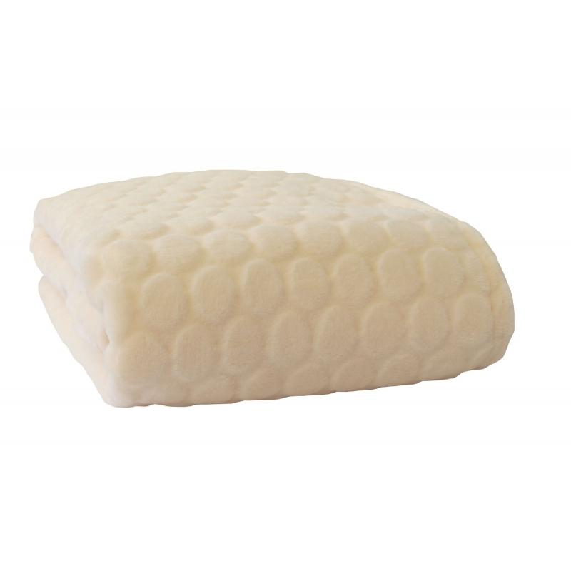 Clair De Lune Marshmallow Blanket-Cream