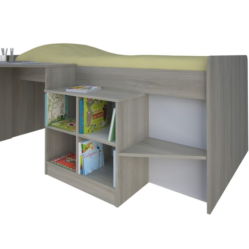 Kidsaw Pilot Cabin Bed-Elm