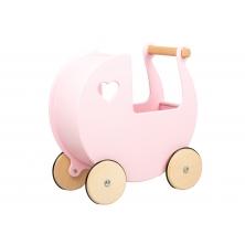 Moover Doll's Pram- Pink