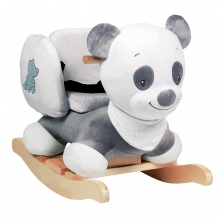 Natou Rocker- Loulou The Panda