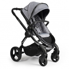 iCandy Peach Phantom Stroller-Light Grey Check (New 2019)