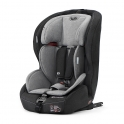 Kinderkraft Safety-Fix Group 1/2/3 Car Seat with ISOFIX Base-Black/Gray