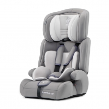 Kinderkraft Comfort Up Group 1/2/3 Car Seat-Grey