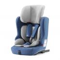 Kinderkraft Fix2Go Group 1/2/3 Car Seat with ISOFIX Base-Navy