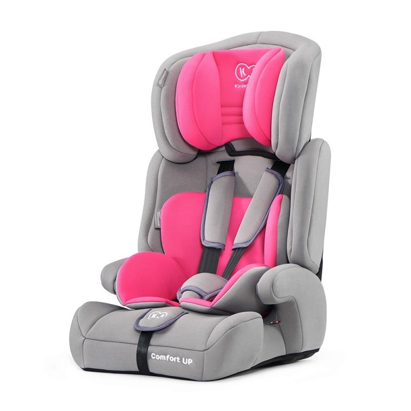 Kinderkraft Comfort Up Car Seat-Pink
