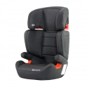 Kinderkraft Junior Fix Group 2,3 Car Seat with Isofix System-Black