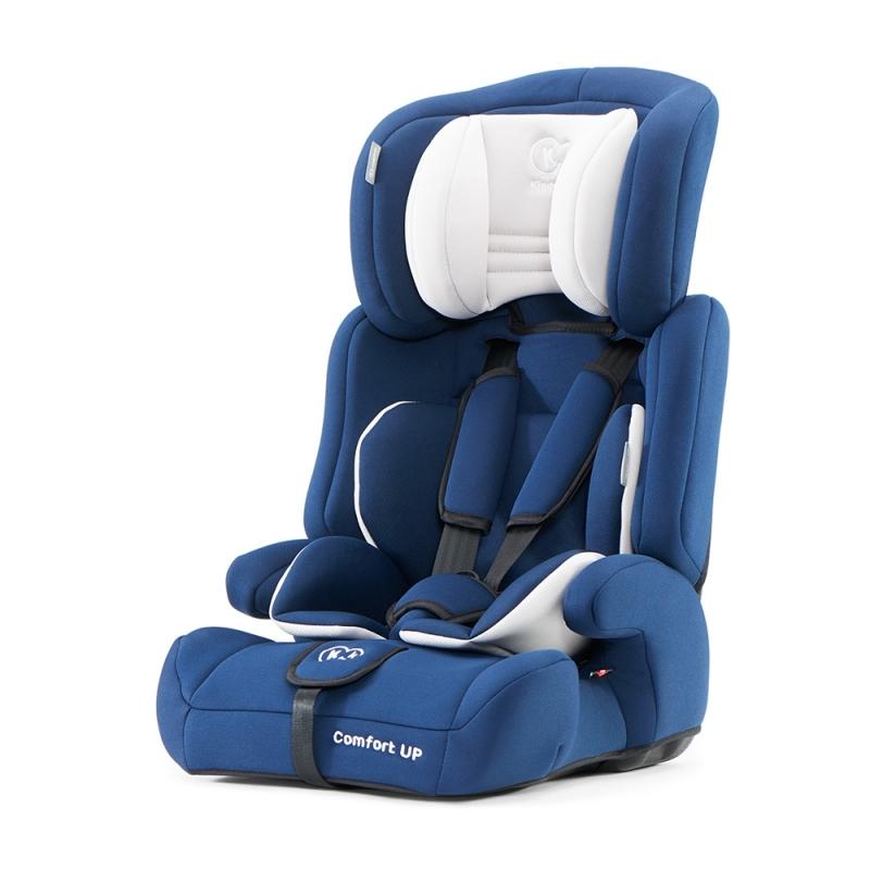 Kinderkraft Comfort Up Car Seat-Navy