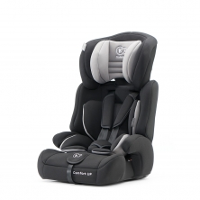 Kinderkraft Comfort Up Group 1/2/3 Car Seat-Black