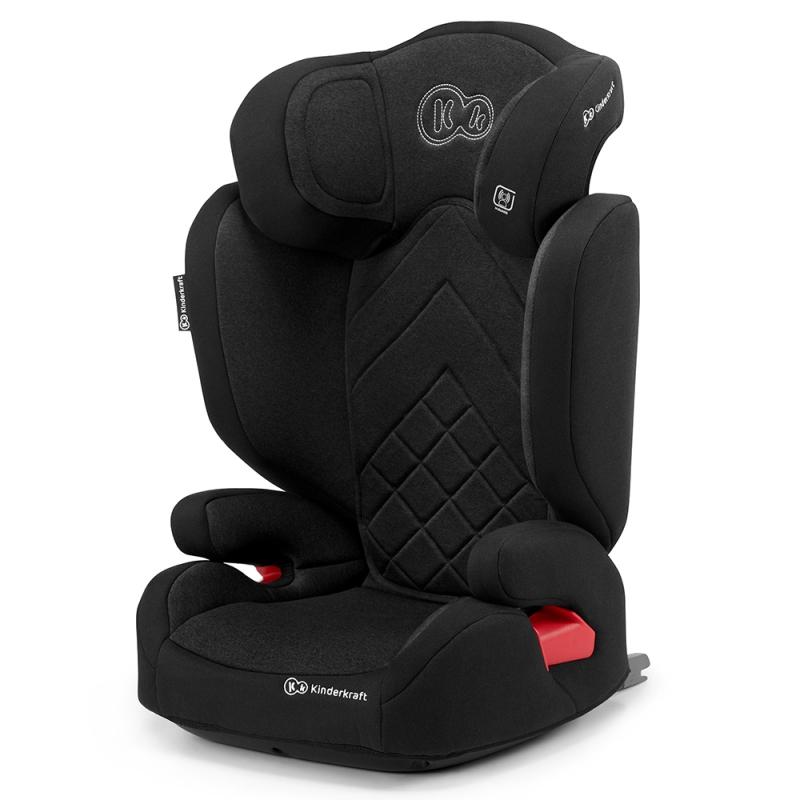 Kinderkraft Xpand Group 2/3 Car Seat with ISOFIX Base-Black