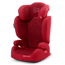 Kinderkraft Xpand Group 2/3 Car Seat with Isofix System-Red