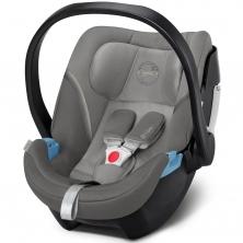 Cybex Aton 5 Group 0+ Car Seat - Soho Grey (2021)