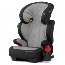 Kinderkraft Unity Group 2/3 Car Seat with ISOFIX Base-Grey
