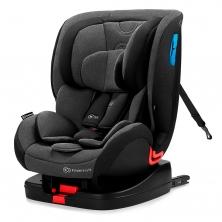 Kinderkraft Vado Group 0+/1/2 Car Seat with ISOFIX Base-Black