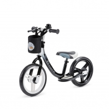 Kinderkraft Space Balance Bike-Black