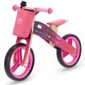 Kinderkraft Runner Balance Bike with Accessories-Galaxy Pink