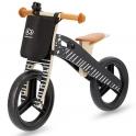 Kinderkraft Runner Balance Bike with Accessories-Vintage Black