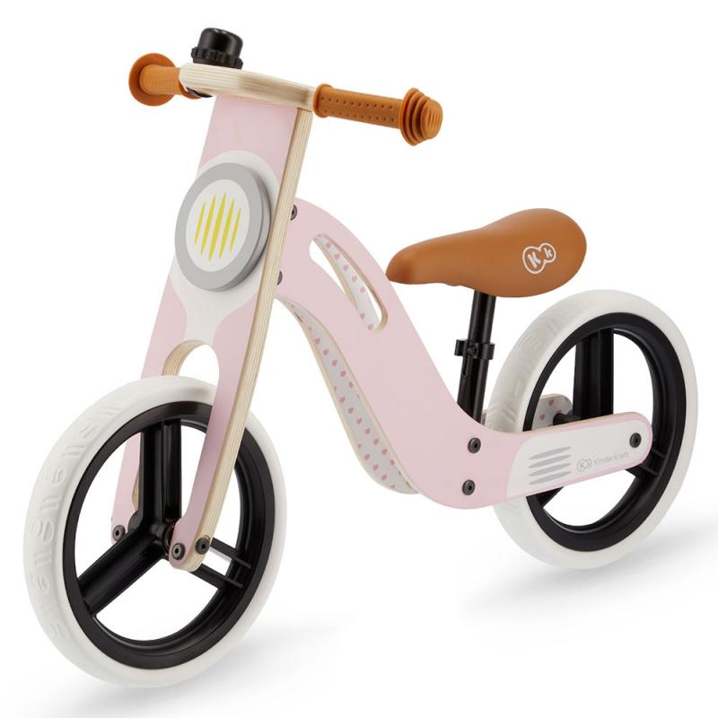 Kinderkraft Uniq Balance Bike Pink