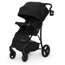 Kinderkraft Cruiser Pushchair-Black