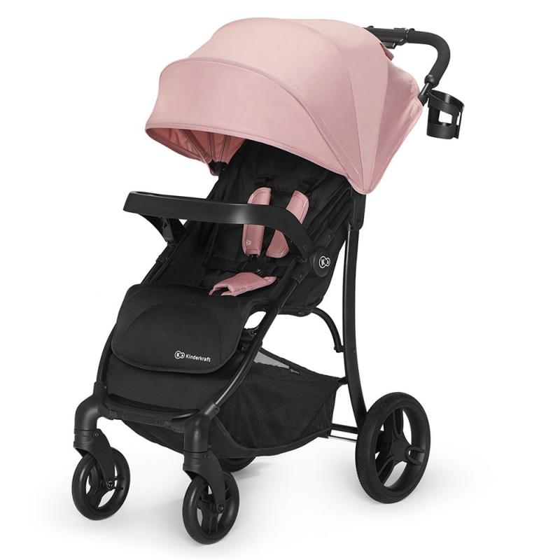 Kinderkraft Cruiser Pushchair-Pink