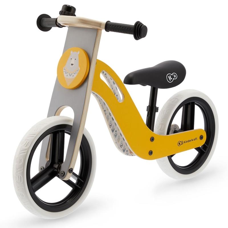 Kinderkraft UNIQ Balance Bike-Honey