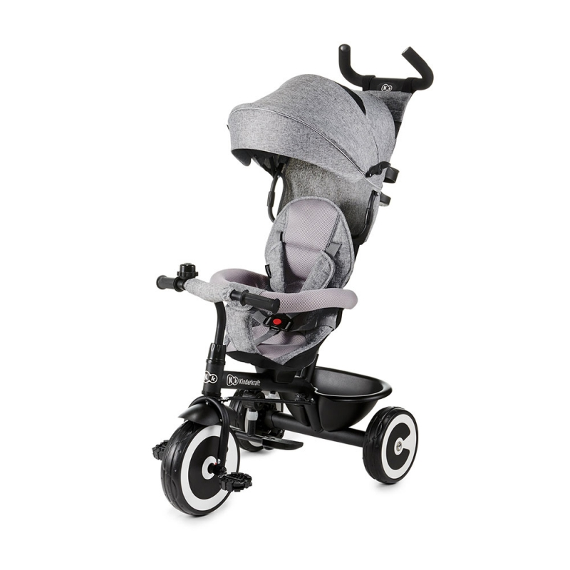 Kinderkraft Aston Tricycle-Grey