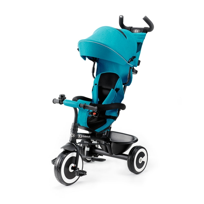 Kinderkraft Aston Tricycle-Turquoise