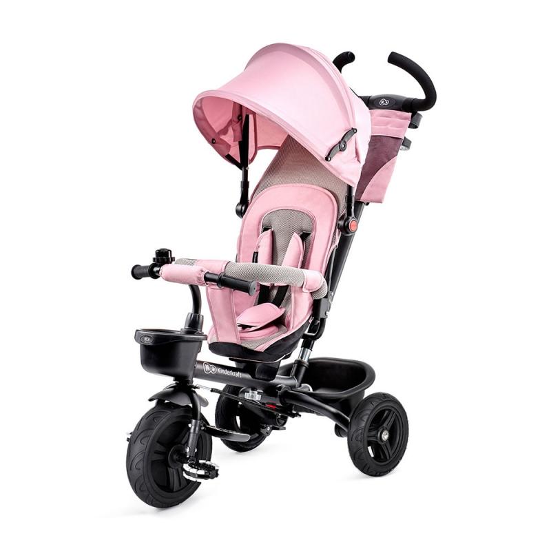 Kinderkraft Aveo Tricycle-Pink
