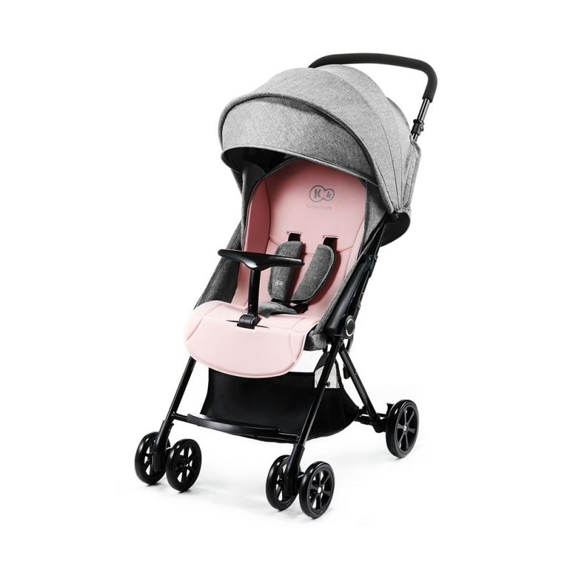 Kinderkraft Lite Up Stroller-Pink