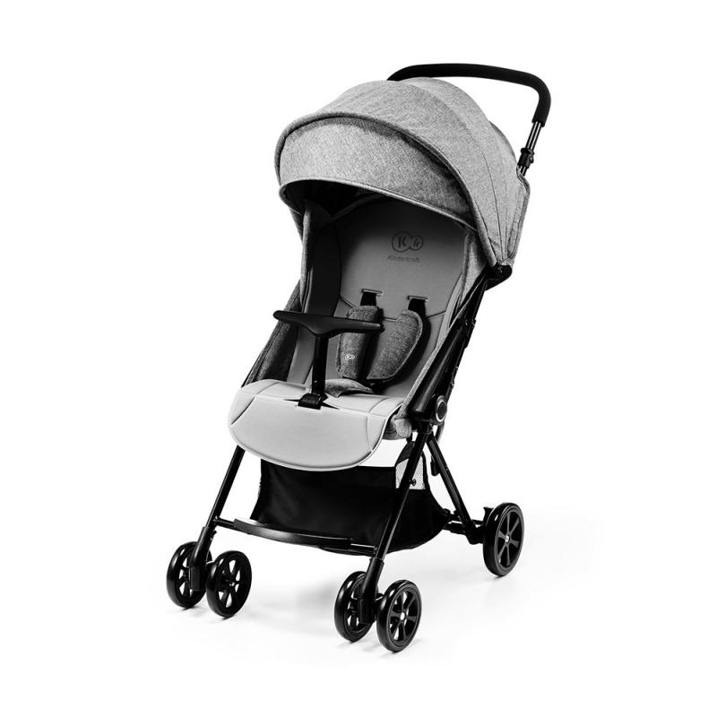Kinderkraft Lite Up Stroller-Grey