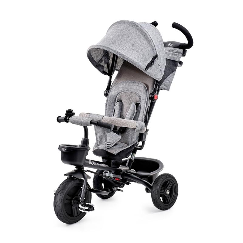 Kinderkraft Aveo Tricycle-Gray