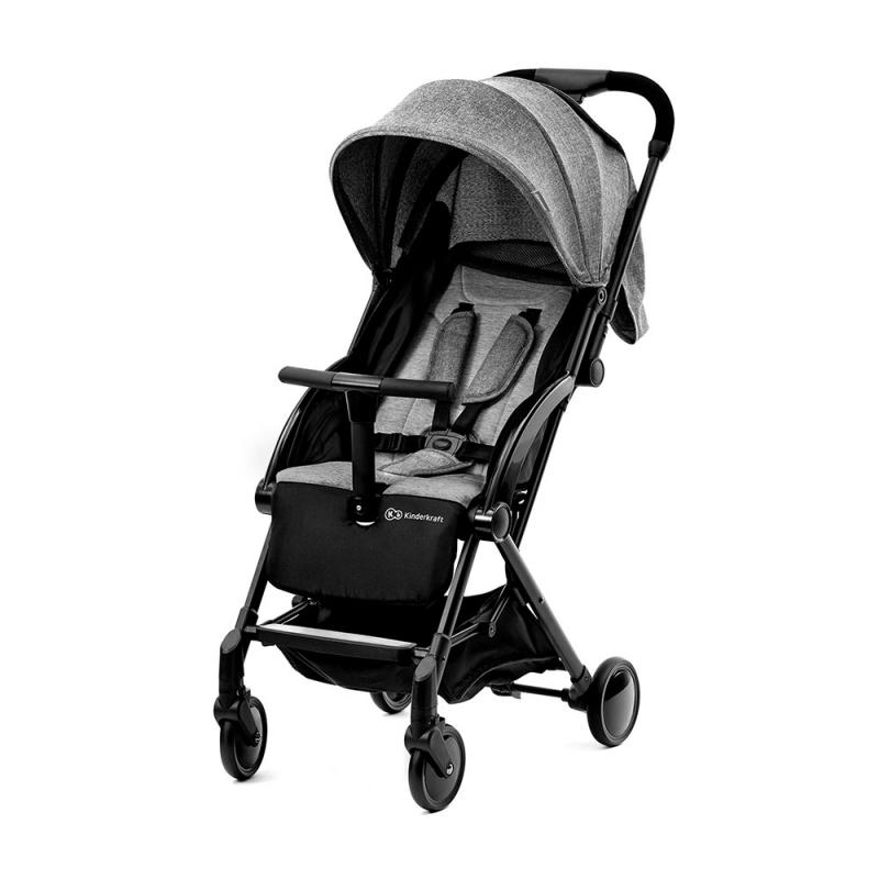 Kinderkraft Pilot Stroller-Grey