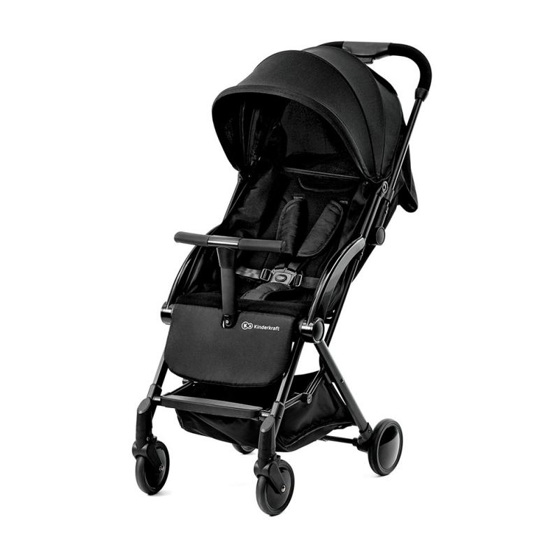 Kinderkraft Pilot Stroller-Black