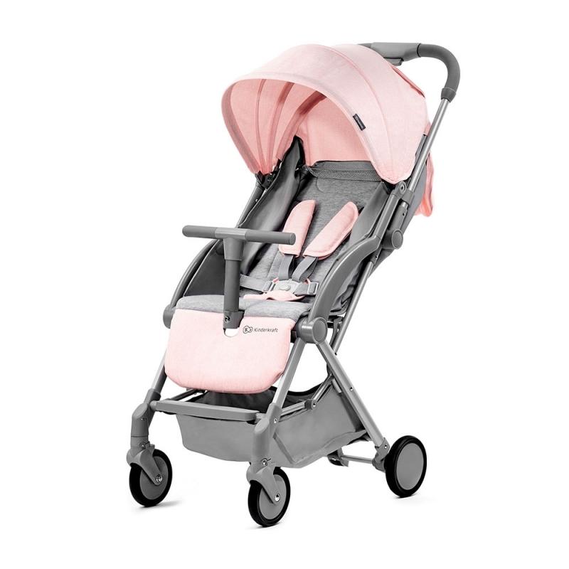 Kinderkraft Pilot Stroller-Pink