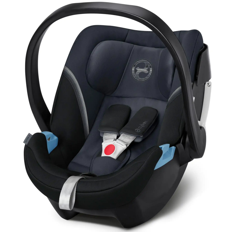 Cybex Aton 5 Group 0+ Car Seat - Granite Black (New 2020)