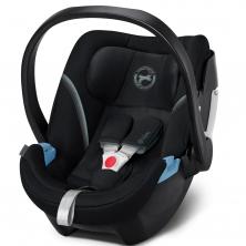 Cybex Aton 5 Group 0+ Car Seat - Deep Black (2021)