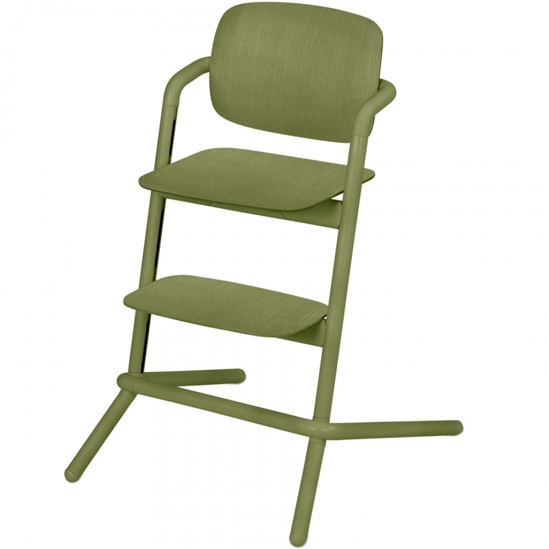 Cybex Lemo Wooden Highchair-Outback Green (New 2020)