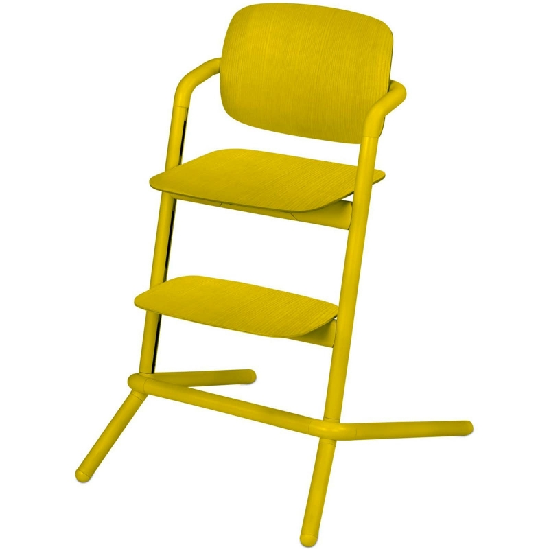 Cybex Lemo Wooden Highchair-Canary Yellow (New 2020)