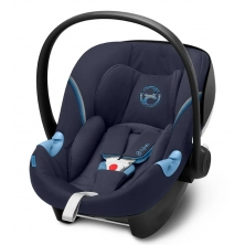 Cybex Aton M I-Size Group 0+ Car Seat-Navy Blue (New 2020)