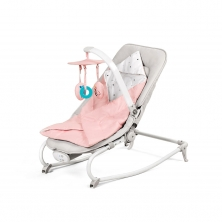 Kinderkraft Felio Reclining Chair-Pink