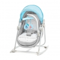 Kinderkraft UNIMO 5in1 Cradle-Light Blue