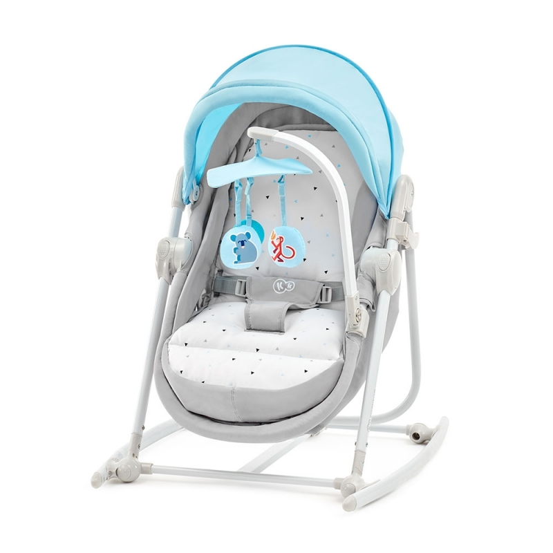 Kinderkraft UNIMO 5in1 Cradle-Light Blue