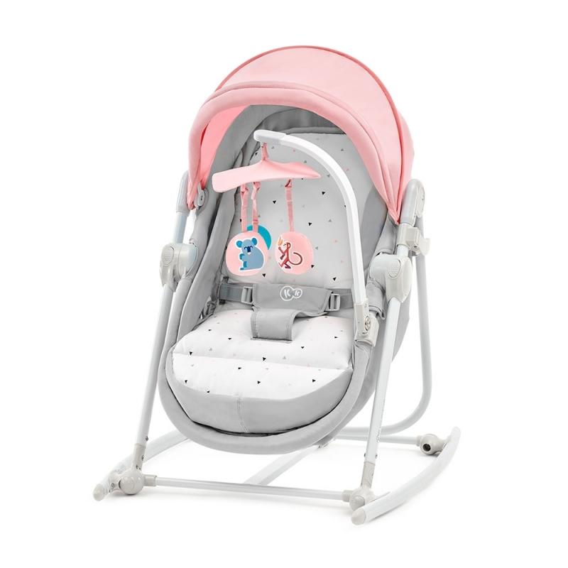 Kinderkraft UNIMO 5in1 Cradle-Pink